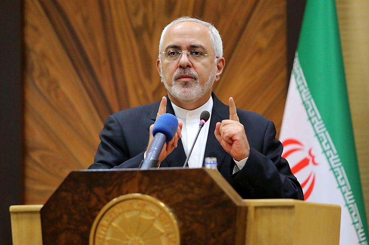 ظریف: تهدید و تحریم علیه ایران بی نتیجه است