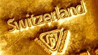 تغییر افزایش دارایی سوئیس از دلار به شمش طلا