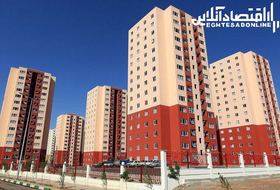 احداث و بهسازی ۱۱۰هزار واحد مسکونی در سال ۹۸