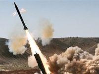 موشکهای یمن مواضع ارتش عربستان را منهدم کرد