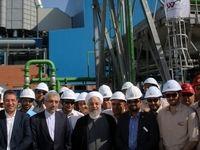 سفر رییسجمهوری به تبریز +تصاویر