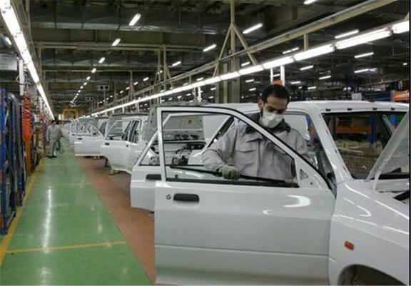 تزریق ۵۰۰میلیارد تومان نقدینگی به صنعت قطعهسازی/ تولید خودرو سرعت میگیرد