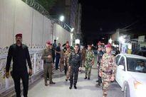 تدابیر شدید امنیتی برای محافظت از کنسولگری ایران در نجف