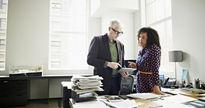 چگونه در محیط کاری حرفهای جلوه کنیم؟
