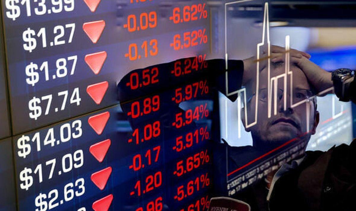 پایان هفته سرخ بورس آمریکا با ضربه دوم سهام فناوری