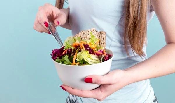 رژیم گیاهخواری و ورزش