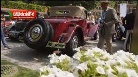 همایش خودروهای کلاسیک در ایتالیا +فیلم