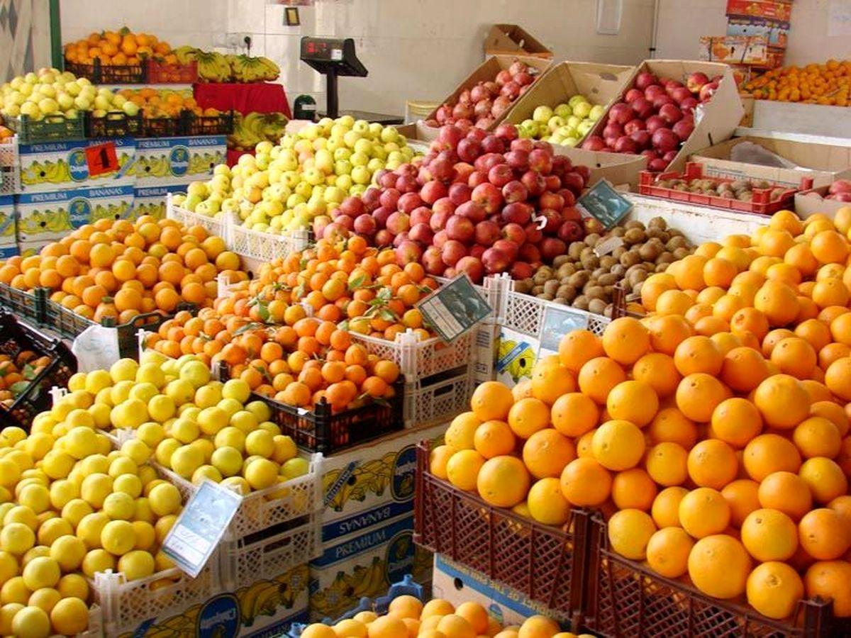 اعلام قیمت میوههای عیدانه