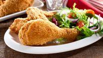 مصرف مرغ سرخ کرده خطر مرگ را افزایش میدهد