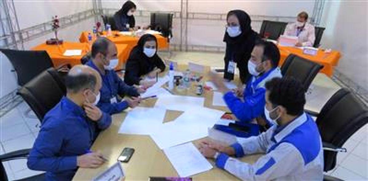 برگزاری اولین کانون ارزیابی شایستگی کارکنان شرکت فولاد امیرکبیر کاشان