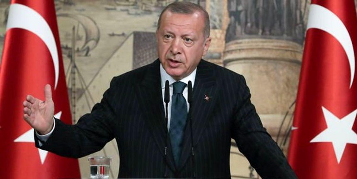 اردوغان: مقامهای آلمان، فرانسه و آمریکا با تروریستها دیدار میکنند