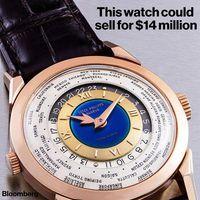 گرانترین ساعت به مزایده گذاشته شده جهان را بشناسید