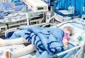 مرگ مغزی دختربچه زیر کتکهای ناپدری