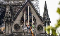 علت آتشسوزی در کلیسای کهن پاریس معلوم شد