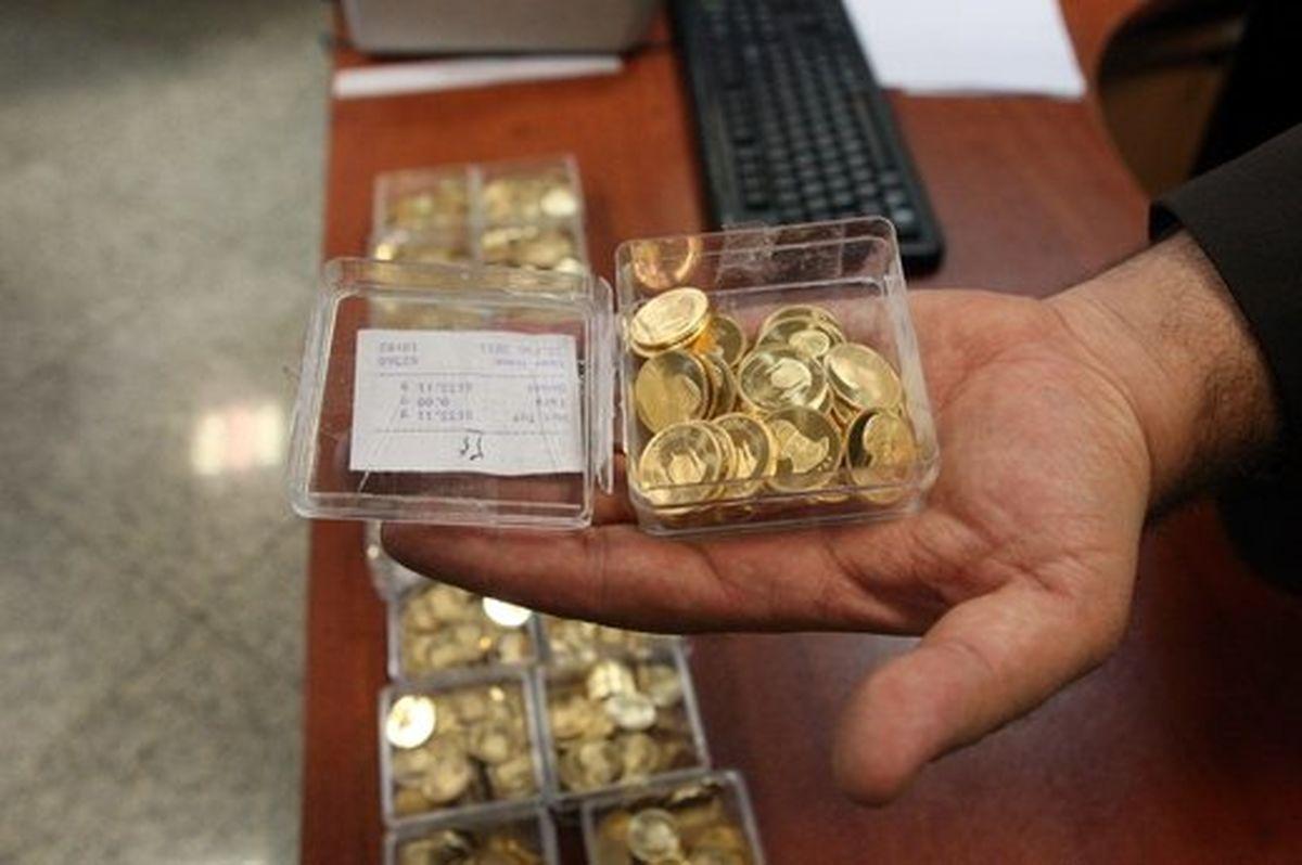 ۴۳۰هزار تومان؛ حباب قیمت سکه