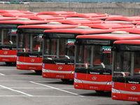 خرید ۱۰۰ دستگاه اتوبوس از سوی شهرداری مشهد با حمایت بانک شهر