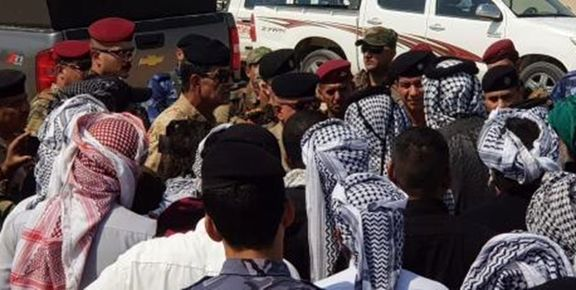 تشدید تظاهرات در عراق؛ تجمع در بندر و یک منطقه نفتی بصره