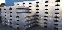 تولید ۱۸۰هزار تن شمش آلومینیومی تا پایان امسال