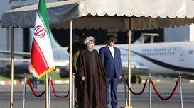 بدرقه رسمی روحانی برای حضور در مجمع عمومی سازمان ملل +فیلم