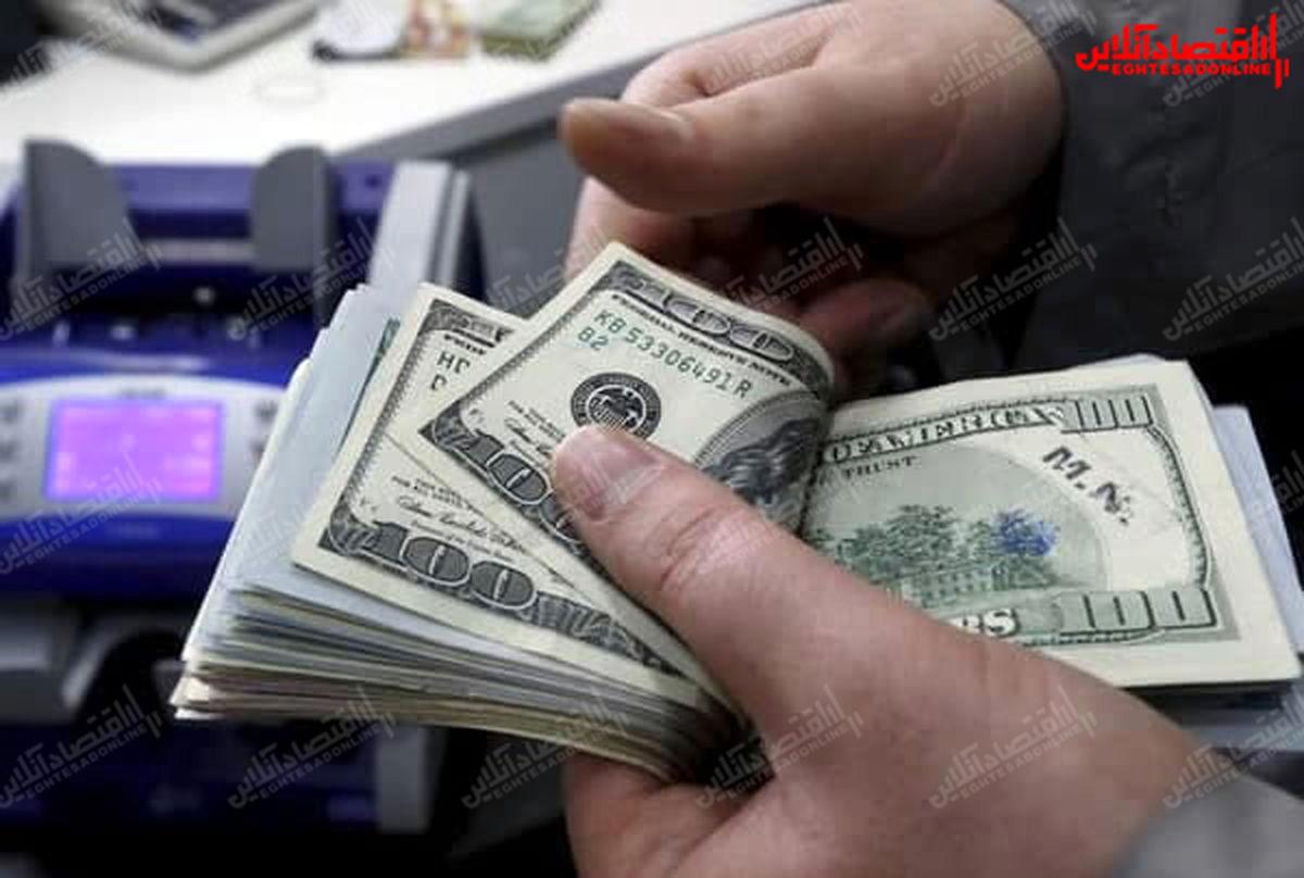 دلار و یورو در بازار آزاد و صرافی چند؟
