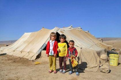 زندگی عشایر کرمانج در خراسان شمالی +عکس