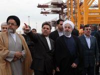 آغاز عملیات اجرایی یک طرح دیگر در بندرعباس/ بندر شهید رجایی، مرکز بزرگ حمل ونقل و ترانزیت کالا میشود