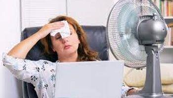 چرا نباید در هوای گرم و خشک پنکه روشن کرد؟
