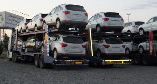 آخرین جزییات واردات خودرو از آمریکا به ایران