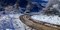 بارش برف و باران، کاهش دما و وزش باد شدید