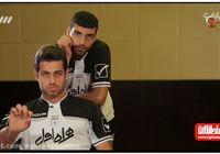 درخواست بازیکنان تیم ملی فوتبال ایران از هواداران +فیلم