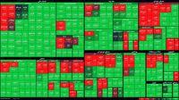 نمای پایانی معاملات بورس امروز/ شاخص کل بورس از تعطیلی فرابورس استفاده کرد