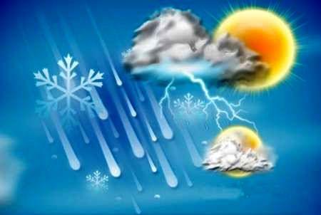 کاهش ۱۰ درجه ای دمای هوای تهران طی ۲ روز آینده