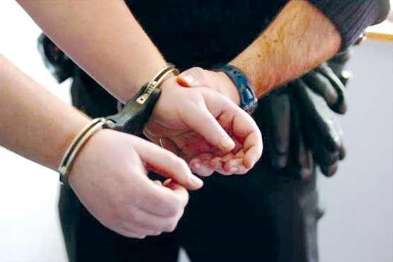 سارق خودروی شهرداری دستگیر شد