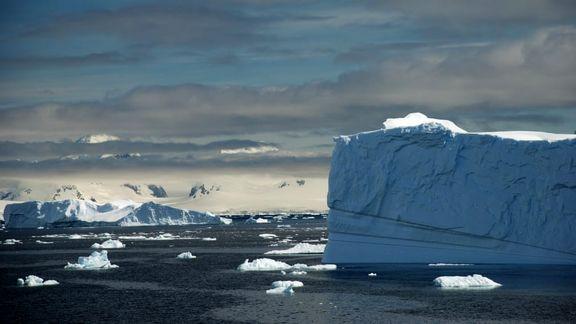 اینجا قطب شمال است دما ٢١ درجه سانتیگراد!