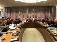 آغاز نشست وزیران خارجه ایران و ۱+۴در نیویورک