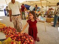 بازگشایی بازارهای هفتگی در گلستان +تصاویر