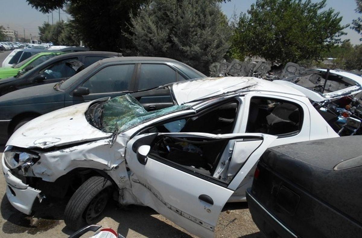 سقف دریافت خسارت در تصادفات رانندگی بدون کروکی چقدر است؟