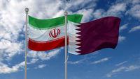 تاکید وزرای خارجه ایران و قطر بر لزوم همکاری کشورهای منطقه
