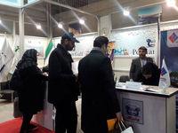 حضور بیمه ملت در سیزدهمین نمایشگاه بین المللی گردشگری و صنایع وابسته