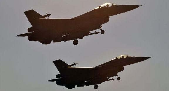 عراق از حمله هوایی به خاک سوریه خبر داد
