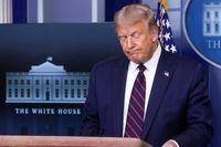 مقدمات دومین استیضاح ترامپ فراهم شد