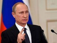 پوتین: دلار را از معاملات کنار نمیگذاریم