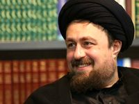 خودداری سیدحسن خمینی از سخنرانی در مراسم ارتحال امام(ره)