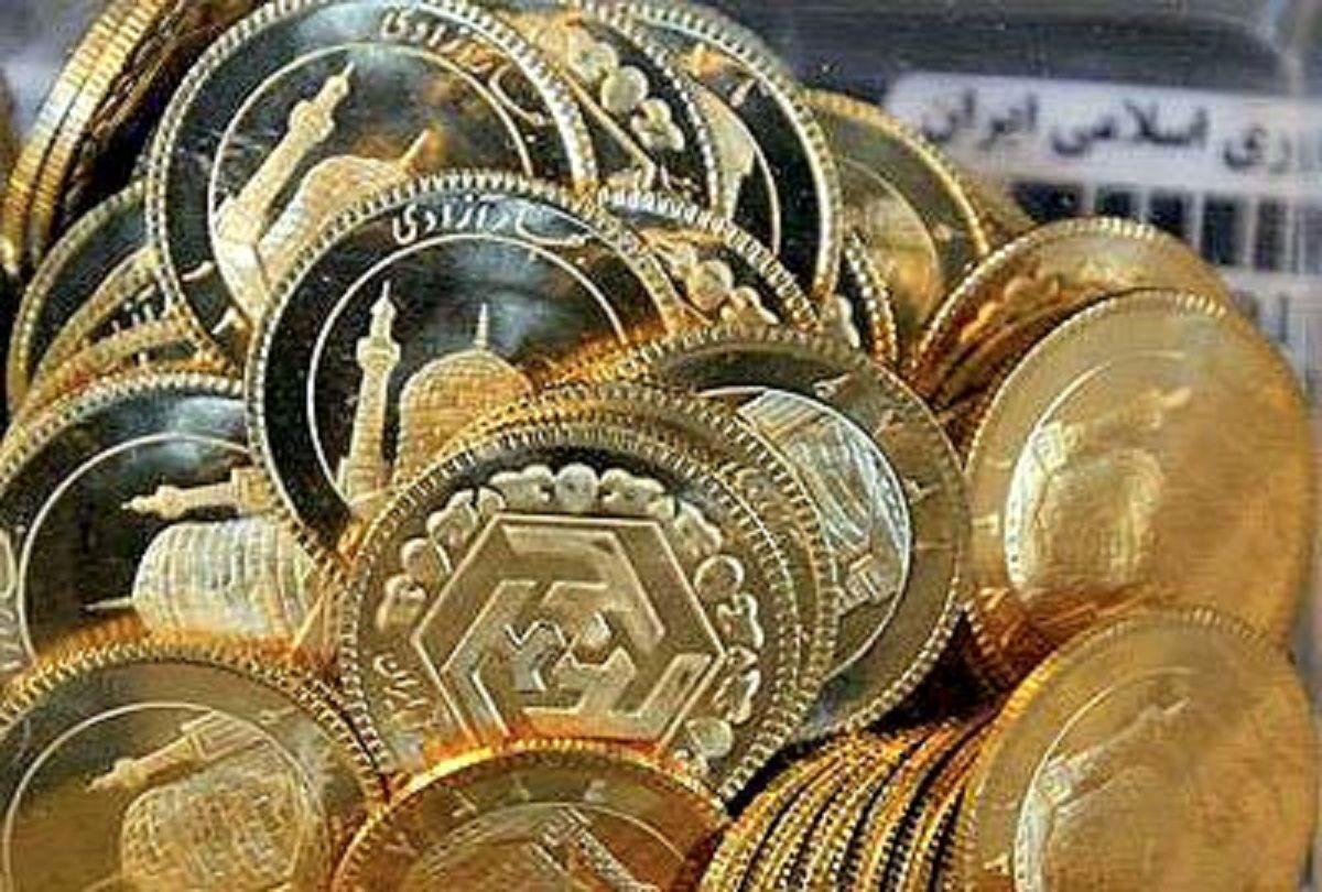 قیمت سکه امروز چند؟ (۱۴۰۰/۵/۲۶)
