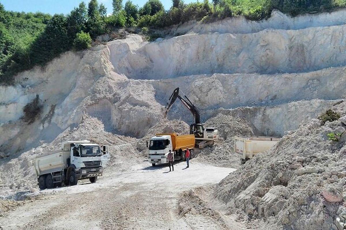 سهم بیش از ۲۷درصدی بخش معدن در بین واحدهای فعال استانی