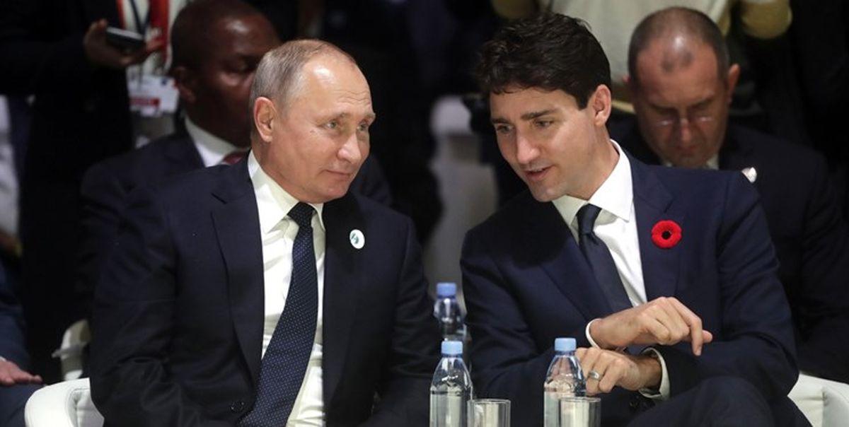 آغاز تنش در روابط کانادا و روسیه
