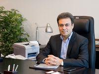 پیام تبریک مدیرعامل بانک ملت خطاب به وزیر جدید امور اقتصادی و دارایی