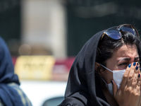 ورود قربانیان و مصدومان واژگونی اتوبوس به تهران + عکس
