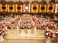 ازدواج با عروس مرده +عکس