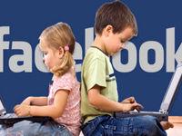 درآمد میلیون دلاری فیسبوک از طریق کودکان